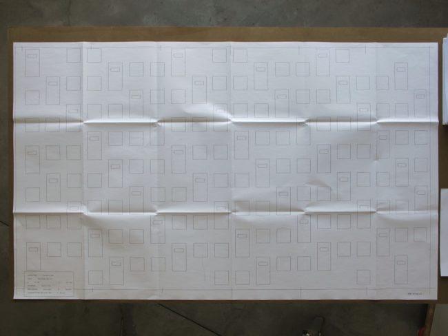 Cartons pour carpettes