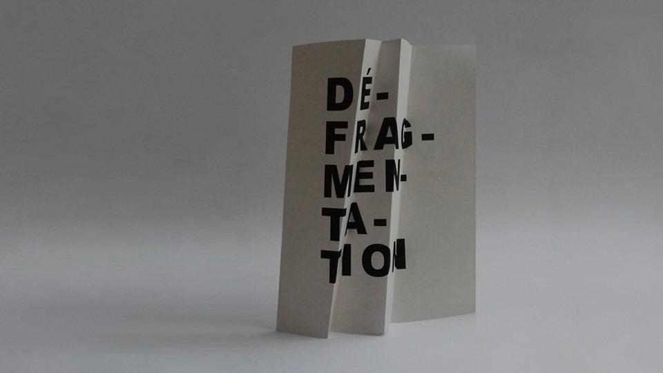 Défragmentation